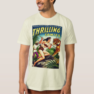 Thrilling Comics #71 T-Shirt