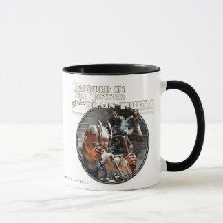 Thrilling Tales: Mad Doctor's Basement Mug
