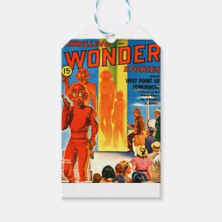 Thrilling Wonder Stories -- Future Westpoint Gift Tags