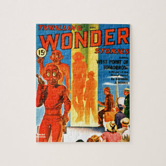 Thrilling Wonder Stories -- Future Westpoint Jigsaw Puzzle