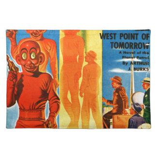 Thrilling Wonder Stories -- Future Westpoint Placemat