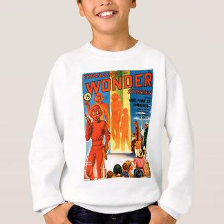 Thrilling Wonder Stories -- Future Westpoint Sweatshirt