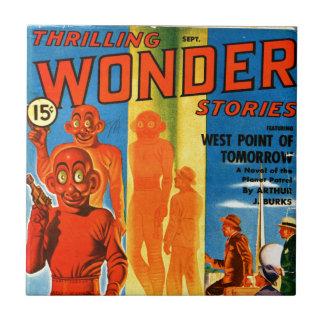 Thrilling Wonder Stories -- Future Westpoint Tile