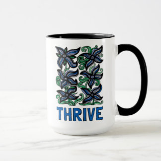 """""""Thrive"""" 15 oz Combo Mug"""