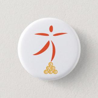 Thrive Badge 1 Inch Round Button