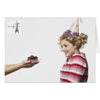 Thrive Birthday Card