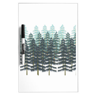 THRIVE IN FOREST DRY ERASE BOARD