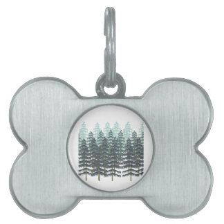 THRIVE IN FOREST PET TAG