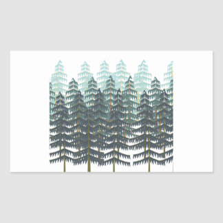THRIVE IN FOREST STICKER
