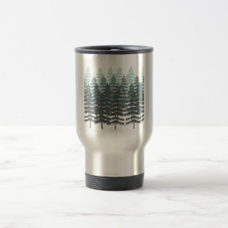 THRIVE IN FOREST TRAVEL MUG