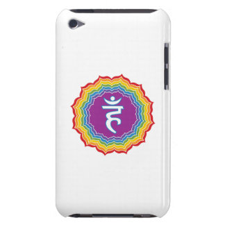 Throat chakra Case-Mate iPod touch case