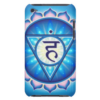Throat Chakra iPod Touch Cover
