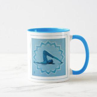 Throat Chakra/Yoga Mug