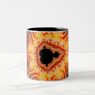 Throne Of Satan - Fractal Mug