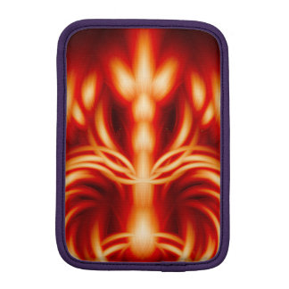 Throne of the Fire King iPad Mini Sleeves