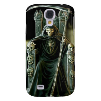 Throned Grim Reaper