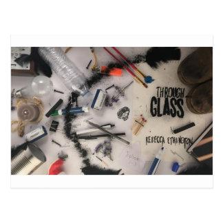 Through Glass Vol 1 Collector's Edition Postcard
