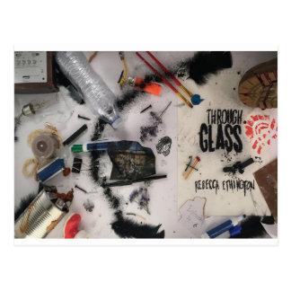 Through Glass Vol 2 Collector's Edition Postcard