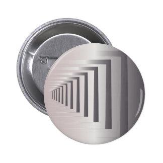 through open gates 2 inch round button