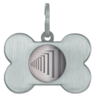 through open gates pet ID tags