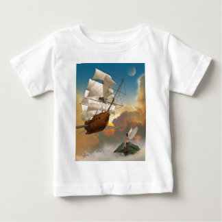 Through the Clouds Baby T-Shirt