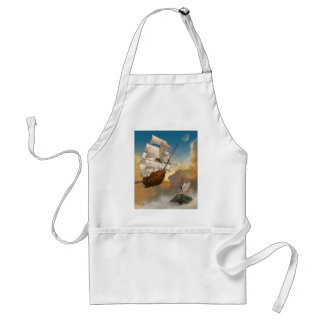 Through the Clouds Standard Apron