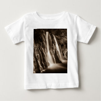 Through the Cracks Burney Falls Baby T-Shirt