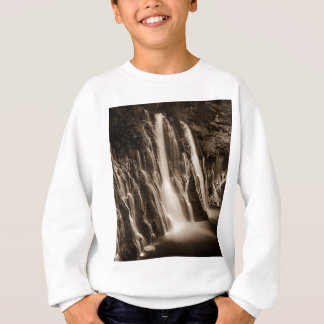 Through the Cracks Burney Falls Sweatshirt