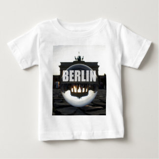 Through the crystal ball, Brandenburg Gate Baby T-Shirt