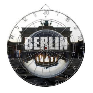 Through the crystal ball, Brandenburg Gate Dart Boards