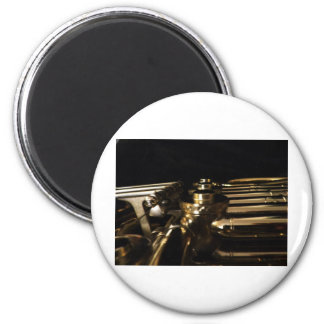 Through The Eyes Of A Musician (1) 2 Inch Round Magnet