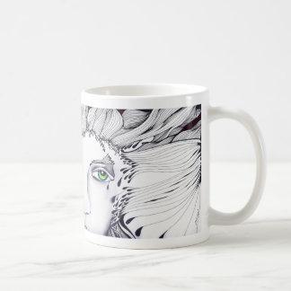 Through the eyes of a Woman Coffee Mug
