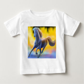 Through the Fire Horse Infant T-Shirt