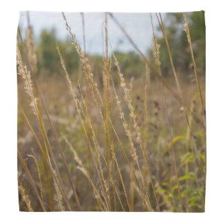 Through The Grass Tops Bandana