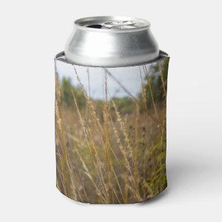 Through The Grass Tops Can Cooler