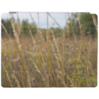 Through The Grass Tops iPad Cover