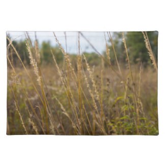 Through The Grass Tops Placemat