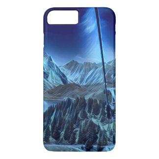 Through the hills. iPhone 8 plus/7 plus case