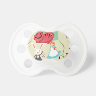 Through The Looking Glass Pacifier
