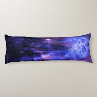 Through the Mists of Time Body Pillow