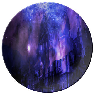 Through the Mists of Time Plate