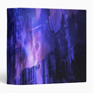 Through the Mists of Time Vinyl Binder