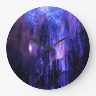 Through the Mists of Time Wall Clocks