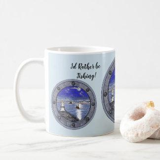 Through the Porthole Classic Mug