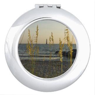 Through The Sea Oats Travel Mirrors