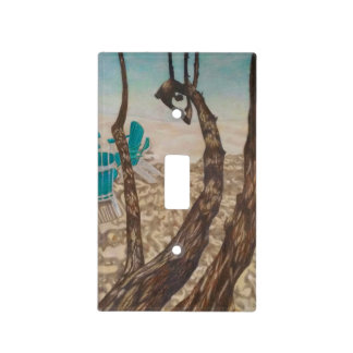 Through the Trees, St John Light Switch Cover
