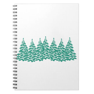 Through the Woods Notebooks