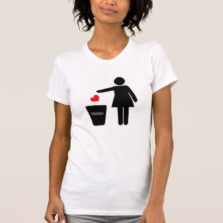 Throw Away Love Women's T-Shirt