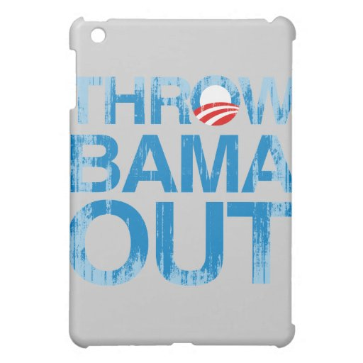 THROW-BAMA OUT Faded.png iPad Mini Case