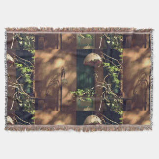 throw blanket retro French